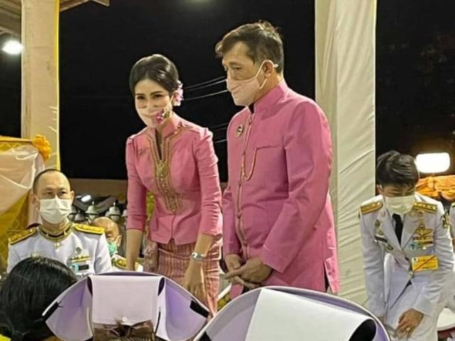 Sempat Tersangkut Skandal, Selir Raja Thailand Kembali Hadiri Acara Kerajaan (37073)