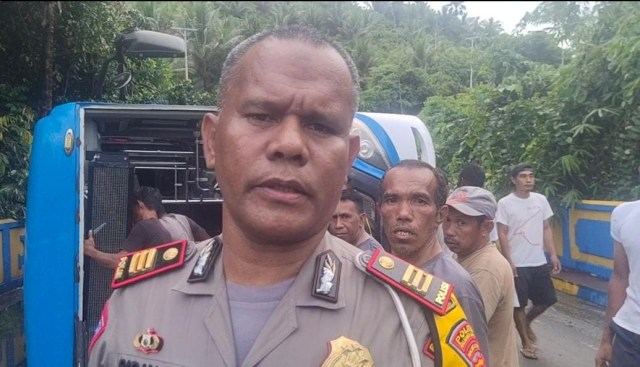 Bus Pariwisata Alami Rem Blong di Halmahera Barat, 2 Meninggal, 16 Terluka (123925)