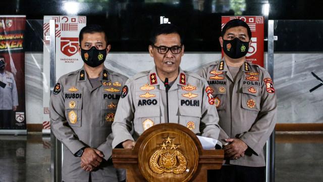 Akhir Status Tersangka 6 Pengawal Rizieq yang Ditembak Polisi (130480)