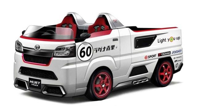 Modifikasi Unik 5 Mobil Daihatsu untuk Tokyo Auto Salon 2021, Ada Taft Reborn!  (116073)
