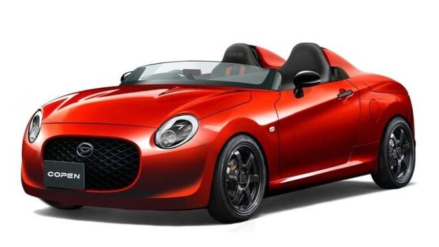 Modifikasi Unik 5 Mobil Daihatsu untuk Tokyo Auto Salon 2021, Ada Taft Reborn!  (116074)