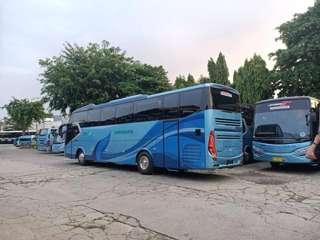 Jual Beli Bus Bekas Mulai dari Rp 600 Jutaan, Berminat? (44214)