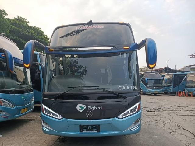 Jual Beli Bus Bekas Mulai dari Rp 600 Jutaan, Berminat? (44216)