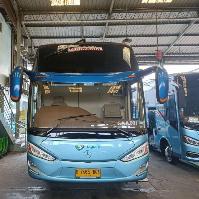 Jual Beli Bus Bekas Mulai dari Rp 600 Jutaan, Berminat? (44215)