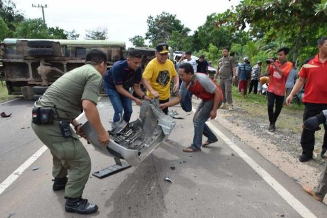 242 Orang Meninggal Akibat Kecelakaan Lalu Lintas di Kalteng Selama Tahun 2020 (344034)