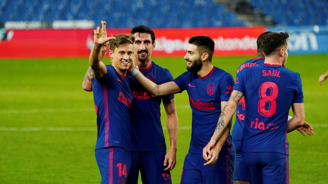 Live Streaming Atletico Madrid vs Chelsea di Liga Champions (73010)