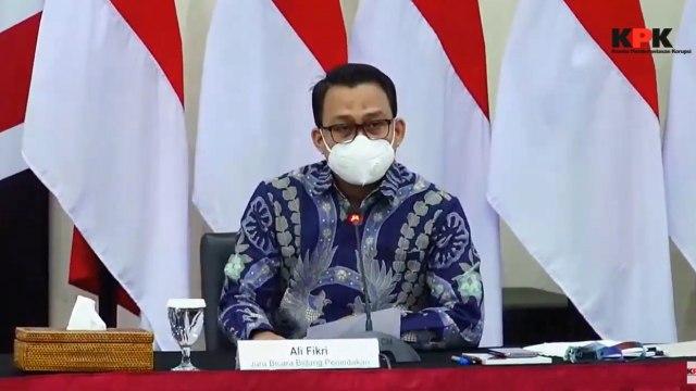 KPK Perpanjang Penahanan Edhy Prabowo Selama 30 Hari (18022)