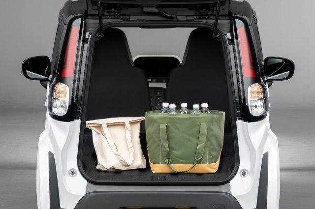 Bedah Spesifikasi Mobil Listrik Toyota C+pod yang Dijual Rp 200 Jutaan (77813)