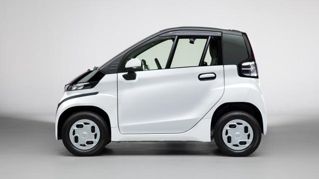 Bedah Spesifikasi Mobil Listrik Toyota C+pod yang Dijual Rp 200 Jutaan (77809)
