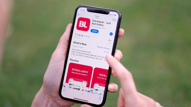 Bukalapak Disebut Bakal IPO di Bursa Saham AS | kumparan.com