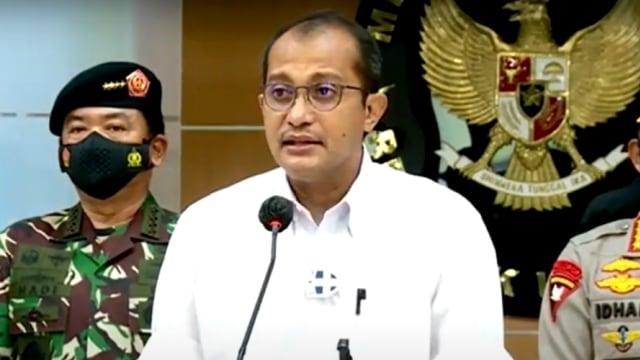 Alasan Wamenkumham Sebut 2 Menteri Kena OTT KPK saat Pandemi Layak Dituntut Mati (49763)