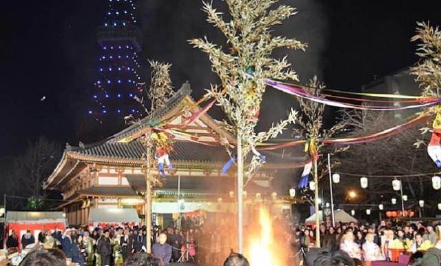 Menarik! Begini 7 Pembagian Waktu Tradisi Tahun Baru di Jepang (132008)
