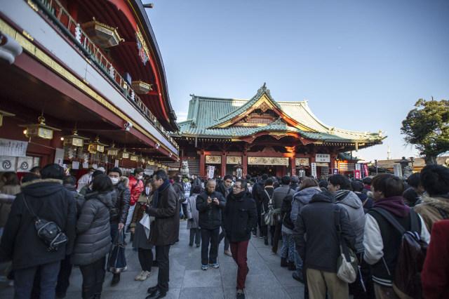 Menarik! Begini 7 Pembagian Waktu Tradisi Tahun Baru di Jepang (132014)