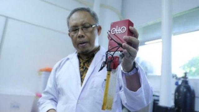 Profil Prof Kuwat Triyana, Inventor GeNose Alat Pendeteksi Corona (171500)