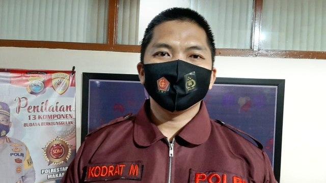 Polisi Dalami Motif Teror Bom di Masjid Mujahidin Makassar (48091)
