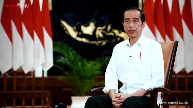 Jokowi Beberkan Target Distribusi Vaksin dari Januari hingga Maret 2021