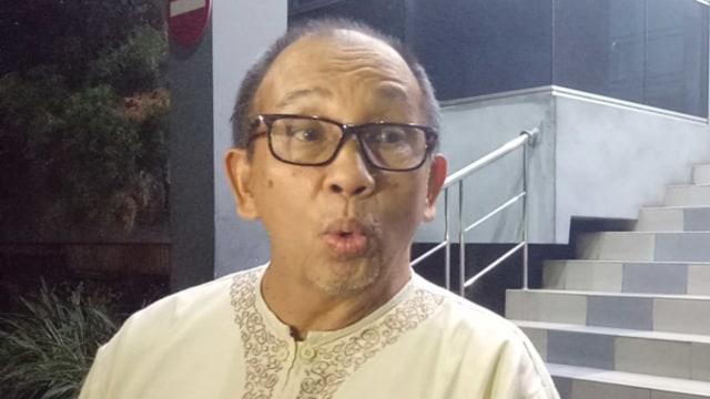 Tokoh Balap Nasional, Alex Asmasoebrata, Meninggal Dunia (7155)
