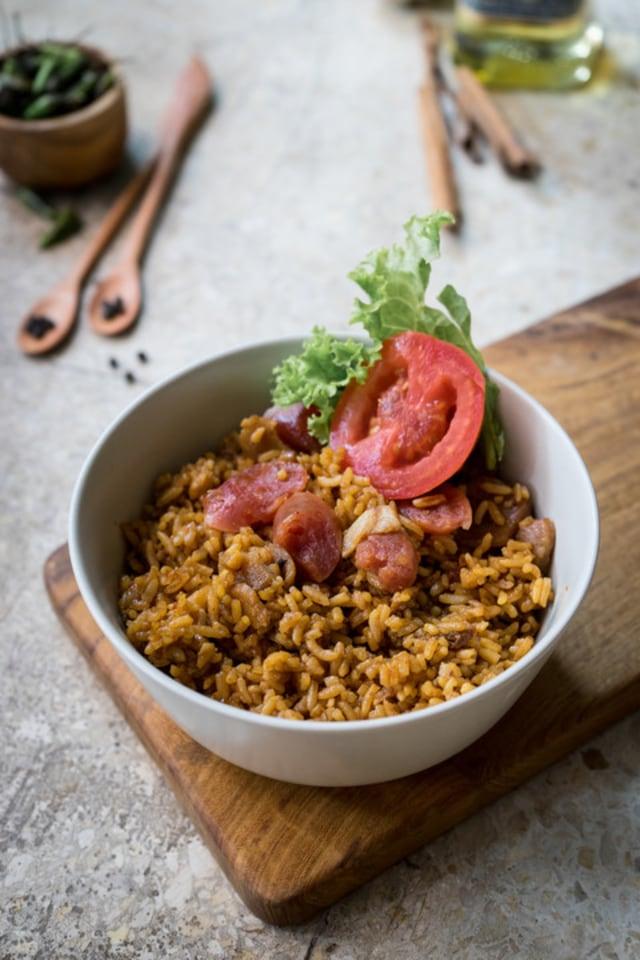 Resep Nasi Goreng Sederhana untuk Anak Kos (145843)