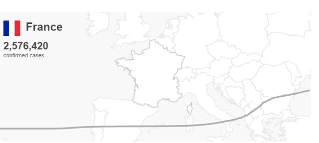 Awal Januari 2021, Amerika Serikat Menjadi Negara Kasus Covid-19 Terbanyak (257677)