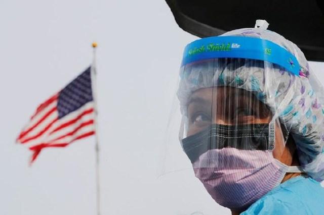 Awal Januari 2021, Amerika Serikat Menjadi Negara Kasus Covid-19 Terbanyak (257672)