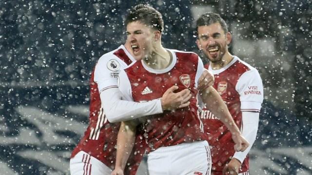 Live Streaming Arsenal vs West Brom di Liga Inggris (5126)