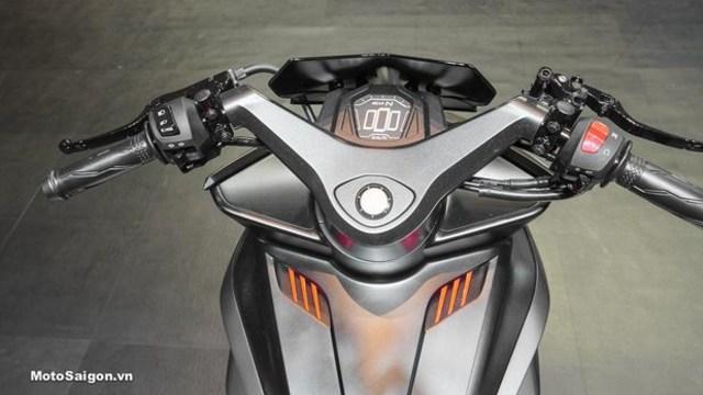 Yamaha F155, Prototipe All New MX-King di Vietnam, Tampil Lebih Gahar (302136)