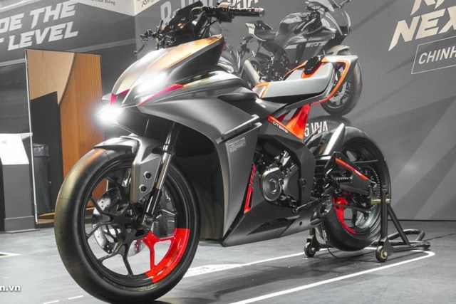 Yamaha F155, Prototipe All New MX-King di Vietnam, Tampil Lebih Gahar (302134)