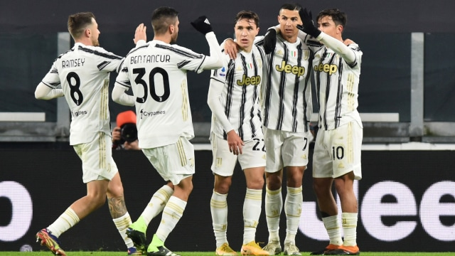 Live Streaming Juventus vs Genoa di Coppa Italia (122022)