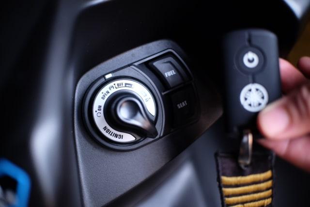 Remote Keyless Sepeda Motor Kena Air, Amankah? (78091)
