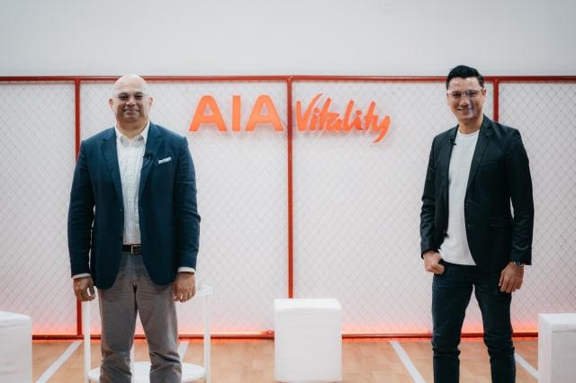AIA Luncurkan AIA Vitality, Terobosan Program Health & Wellness (227299)