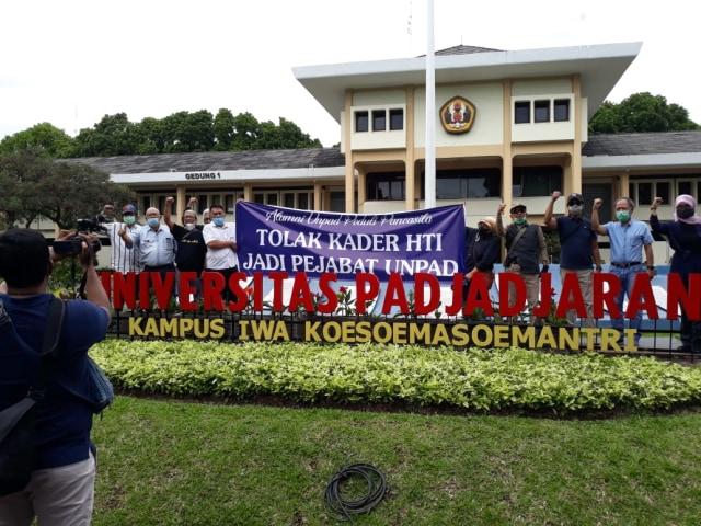 Fakta-fakta Unpad Berhentikan Wakil Dekan karena Pernah Gabung HTI (6730)