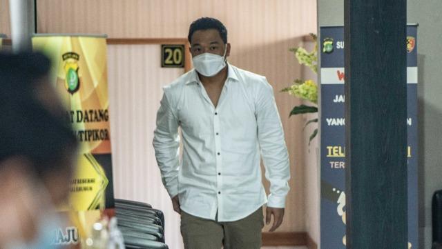 Diminta Wajib Lapor Dua Kali Seminggu, Michael Yukinobu Kini Menetap di Jakarta (23986)