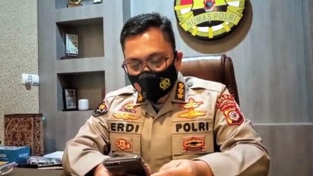 Polisi Tetapkan 4 Tersangka Aksi Bela Rizieq yang Berujung Ricuh di Tasikmalaya (47513)