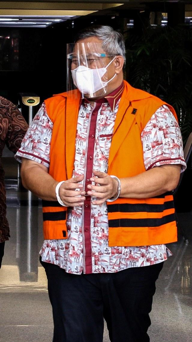 Bupati Labuhanbatu Utara Khairuddin Syah Sitorus Segera Disidang (278211)
