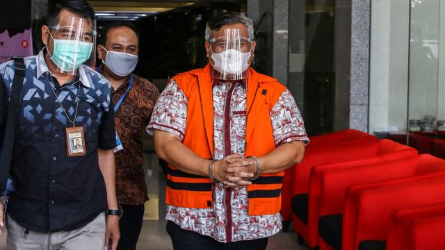 KPK Rampungkan Dakwaan, Eks Pejabat Pemkab Labuhanbatu Utara Segera Disidang (287955)