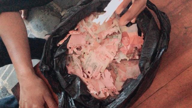 Viral Video Uang Tabungan Renovasi Rumah Rp 15 Juta Dimakan Rayap di Sultra (76483)
