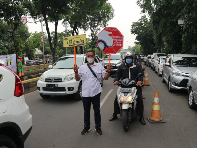 Masa Sosialisasi Berakhir, Kapan Tilang Uji Emisi di Jakarta Mulai Berlaku? (492578)