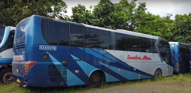 Bus Bekas PO Sumber Alam Mulai Rp 20 Jutaan, Setara Honda Vario Baru (47235)