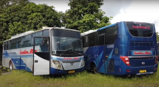 Bus Bekas PO Sumber Alam Mulai Rp 20 Jutaan, Setara Honda Vario Baru (47236)