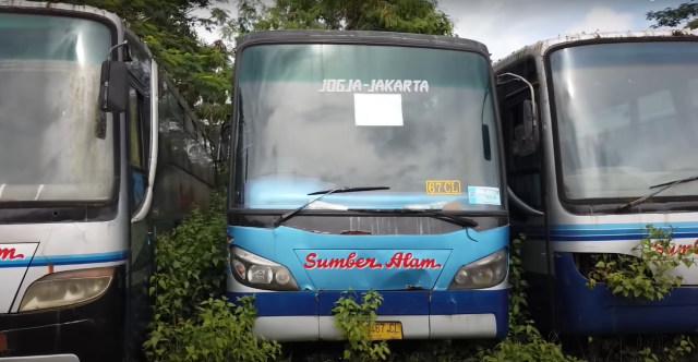 Bus Bekas PO Sumber Alam Mulai Rp 20 Jutaan, Setara Honda Vario Baru (47237)