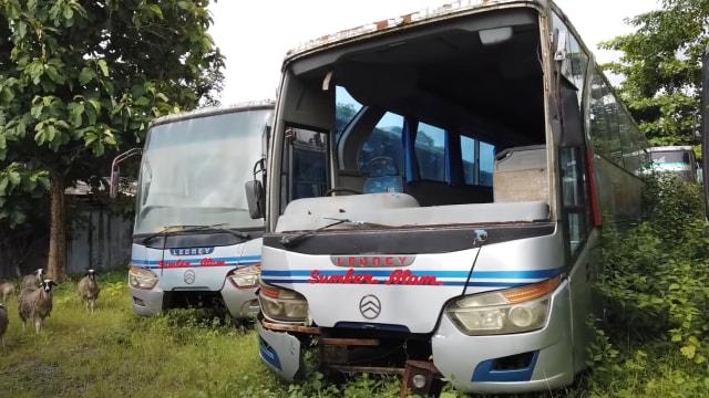 Bus Bekas PO Sumber Alam Mulai Rp 20 Jutaan, Setara Honda Vario Baru (47238)