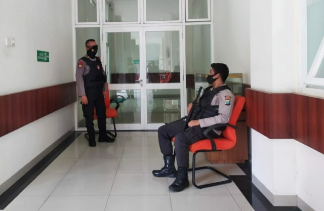 KPK Kembali Geledah Balai Kota Among Tani Kota Batu (11332)