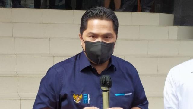 Erick Thohir Angkat Ketum Pemuda Muhammadiyah Jadi Komut Istaka Karya (56262)