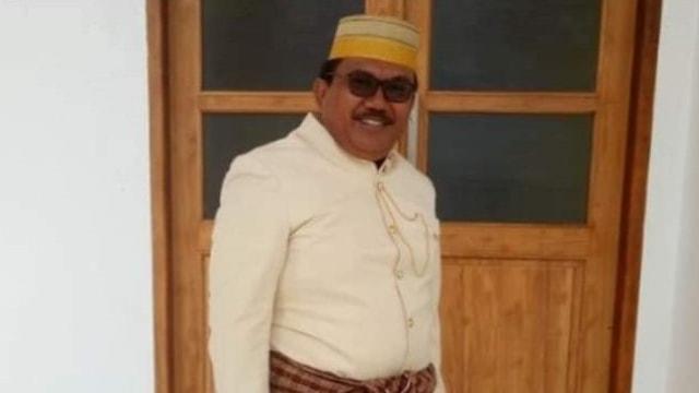 Asisten Administrasi Umum Pemprov Sulbar, Arifuddin Toppo, Meninggal Dunia (33558)