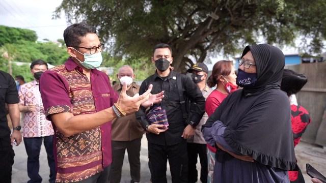 Sandiaga Ajak Wisatawan Lokal Berlibur di Dalam Negeri (25831)