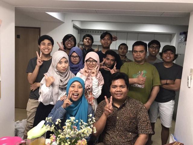 Mengintip Kehidupan Diaspora Muslim Indonesia di Jepang  (558244)