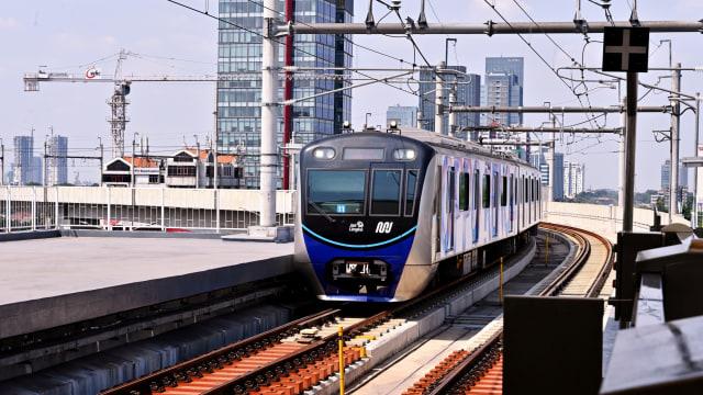 MRT Ubah Jam Operasional, Kini Mulai Pukul 05.00-21.30 WIB (1)