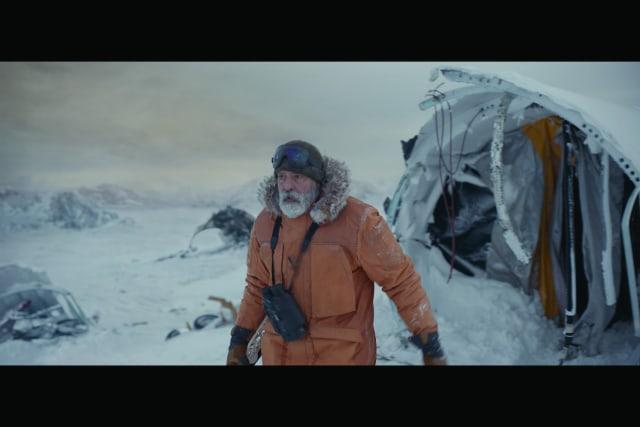 George Clooney Alami Insiden Bahaya saat Syuting Film Netflix, The Midnight Sky  (29299)