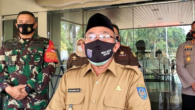 Walkot Depok soal Dugaan Korupsi Dinas Damkar: Kami Tanggapi Serius (381699)