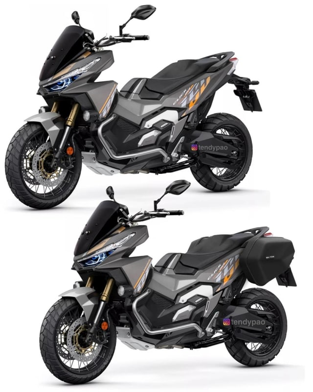Modifikasi Honda Vario Jadi Kekar Mirip X-ADV, Tertarik Bikin? (39410)